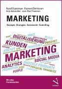 Cover-Bild zu Marketing: Konzepte, Strategien, Instrumente, Controlling von Ergenzinger, Rudolf
