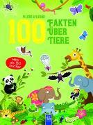 Cover-Bild zu 100 Fakten über Tiere