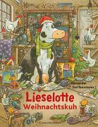 Cover-Bild zu Lieselotte Weihnachtskuh von Steffensmeier, Alexander