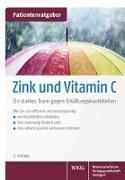 Cover-Bild zu Gröber, Uwe: Zink und Vitamin C