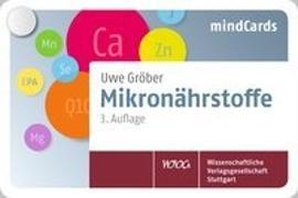 Cover-Bild zu Gröber, Uwe: Mikronährstoffe