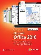 Cover-Bild zu Microsoft Office 2016 - Schritt für Schritt
