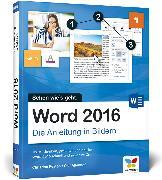 Cover-Bild zu Word 2016