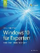 Cover-Bild zu Windows 10 für Experten