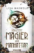 Cover-Bild zu Der letzte Magier von Manhattan