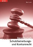 Cover-Bild zu Repetitorium Schuldbetreibungs- und Konkursrecht