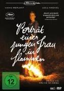 Cover-Bild zu Porträt einer jungen Frau in Flammen