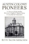 Cover-Bild zu Meischen, Betty Smith: Austin Colony Pioneers (eBook)
