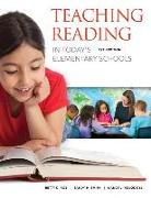 Cover-Bild zu Roe, Betty: Teaching Reading in Today's Elementary Schools