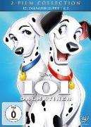 Cover-Bild zu Peet, Bill: 101 Dalmatiner & 101 Dalmatiner - Teil 2: Auf kleinen Pfoten zum großen Star!