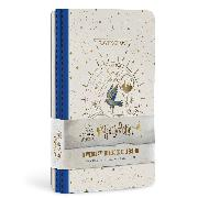 Cover-Bild zu Harry Potter: Ravenclaw Constellation Sewn Notebook Collection (Set of 3) von Insight Editions