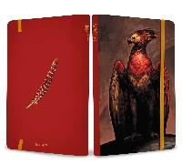Cover-Bild zu Harry Potter: Fawkes Softcover Notebook von Insight Editions