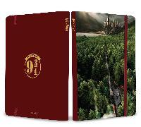 Cover-Bild zu Harry Potter: Hogwarts Express Softcover Notebook von Insight Editions
