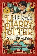 Cover-Bild zu Harry Potter und der Stein der Weisen (Harry Potter 1) von Rowling, J.K.