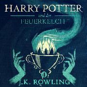Cover-Bild zu Harry Potter und der Feuerkelch (Audio Download) von Rowling, J.K.