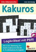 Cover-Bild zu Kakuros (eBook) von Schwesig, Uwe