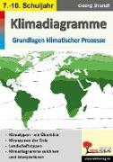 Cover-Bild zu Klimadiagramme (eBook) von Brandt, Georg