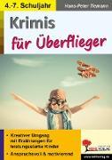 Cover-Bild zu Krimis für Überflieger (eBook) von Tiemann, Hans-Peter