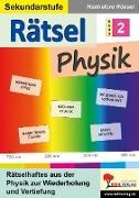 Cover-Bild zu Rätsel Physik / Band 2 (eBook) von Rössel, Hannelore