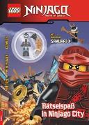 Cover-Bild zu LEGO® NINJAGO® - Rätselspaß in Ninjago City