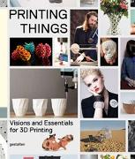 Cover-Bild zu Printing Things von Warnier, C. (Hrsg.)