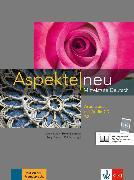 Cover-Bild zu Aspekte neu. Arbeitsbuch mit Audio-CD B2 von Koithan, Ute