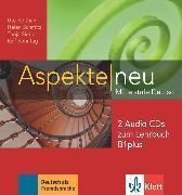 Cover-Bild zu Aspekte neu B1 plus. 2 Audio-CDs zum Lehrbuch von Koithan, Ute