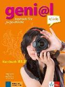 Cover-Bild zu geni@l klick A1.2 - Kursbuch von Koenig, Michael