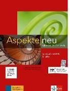 Cover-Bild zu Aspekte. Lehrbuch mit DVD B1+. Neubearbeitung von Koithan, Ute