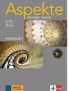 Cover-Bild zu Aspekte 1 (B1+) - Arbeitsbuch von Koithan, Ute