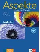 Cover-Bild zu Aspekte 2 (B2) - Lehrbuch ohne DVD von Koithan, Ute
