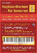 Cover-Bild zu Keyboardlernen für Senioren (Stufe 3) (eBook) von Grosche, Peter