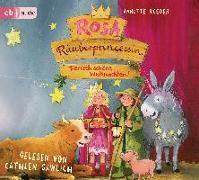 Cover-Bild zu Rosa Räuberprinzessin - Tierisch schöne Weihnachten!