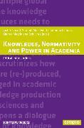 Cover-Bild zu Ahmad, Aisha-Nusrat (Hrsg.): Knowledge, Normativity and Power in Academia (eBook)