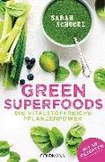 Cover-Bild zu Schocke, Sarah: Green Superfoods