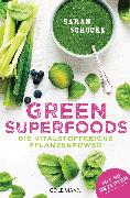 Cover-Bild zu Schocke, Sarah: Green Superfoods (eBook)