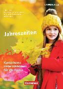 Cover-Bild zu Themenhefte Grundschule. Jahreszeiten von Bicker, Silke