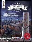 Cover-Bild zu Escape Adventures HORROR - Von Todesangst und Serienmördern