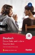 Cover-Bild zu Doros Date und andere Geschichten (eBook) von Thoma, Leonhard