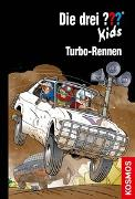Cover-Bild zu Die drei ??? Kids, 81, Turbo-Rennen