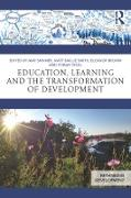 Cover-Bild zu Skinner, Amy (Hrsg.): Education, Learning and the Transformation of Development (eBook)