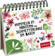 Cover-Bild zu Hummeln im Hintern und Schmetterlinge im Bauch von Groh Redaktionsteam (Hrsg.)
