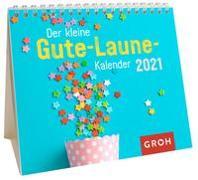 Cover-Bild zu Der kleine Gute-Laune-Kalender 2021 von Groh Redaktionsteam (Hrsg.)