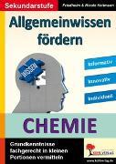 Cover-Bild zu Allgemeinwissen fördern CHEMIE (eBook) von Heitmann, Friedhelm