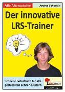 Cover-Bild zu Der innovative LRS-Trainer (eBook) von Schinhärl, Andrea