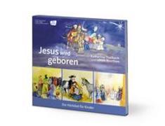 Cover-Bild zu Jesus wird geboren von Thalbach, Katharina (Gelesen)