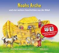 Cover-Bild zu Noahs Arche von Thalbach, Katharina (Gelesen)