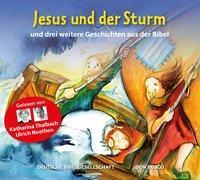 Cover-Bild zu Jesus und der Sturm von Thalbach, Katharina (Gelesen)