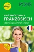 Cover-Bild zu PONS Schülerwörterbuch Französisch