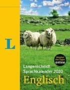 Cover-Bild zu Langenscheidt Sprachkalender 2020 Englisch von Langenscheidt, Redaktion (Hrsg.)
